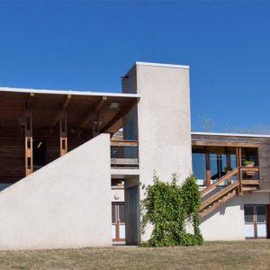 Maison de la Reserve Naturelle Régionale des gorges de la Loire