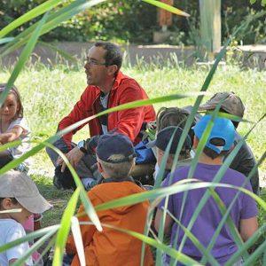 Education à l'environnement et au développement durable à l'Ecopôle du Forez
