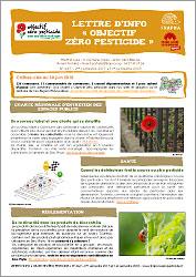 Lettre Info Objectif Zero Pesticide 6 7