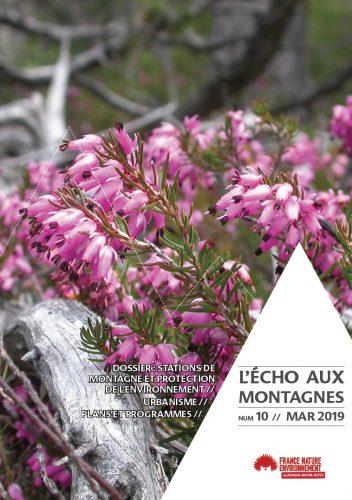Lire en ligne l'Echo aux montagnes N°10 - Mars 2019