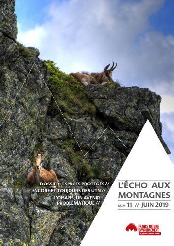 Lire en ligne l'Echo aux montagnes N°11 - Juin 2019