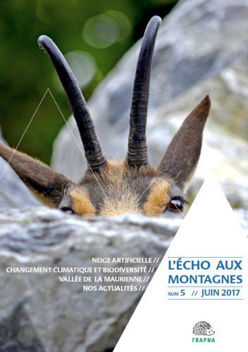 Lire en ligne l'écho aux montagnes N°5 Juin 2017