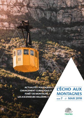 Lire en ligne l'Echo aux montagnes N°7 - Mars 2018