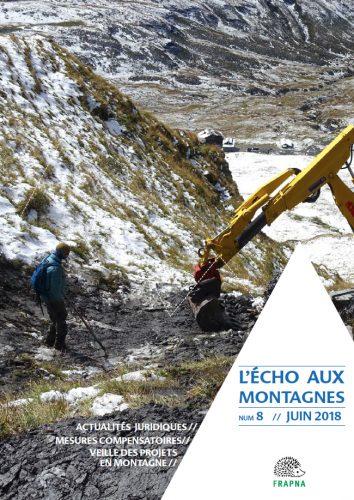 Lire en ligne l'écho aux montagnes N°8 Juin 2018
