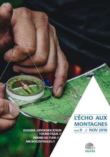 Lire en ligne l'Echo aux montagnes N°9 - Nov 2018