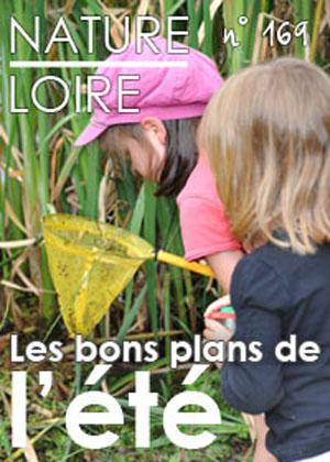 Nature Loire 169 (juillet-août 2018)
