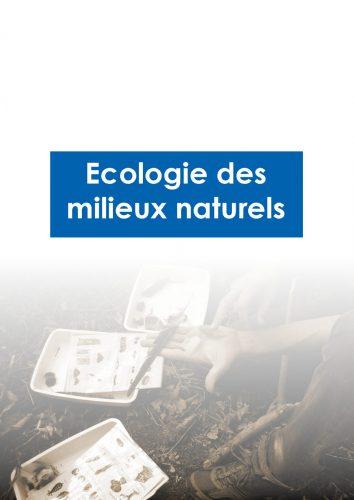 Ecologie des milieux naturels