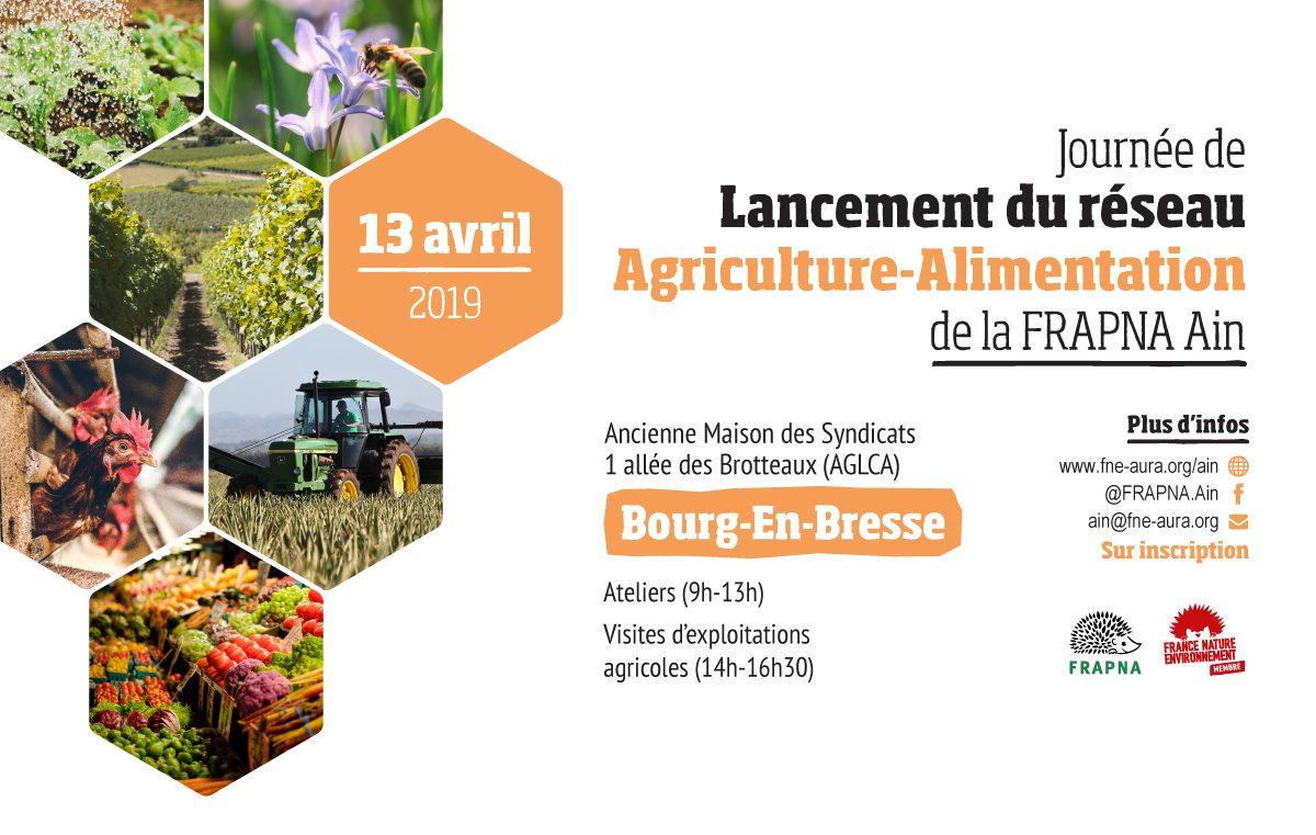 Lancement réseau agri-alim