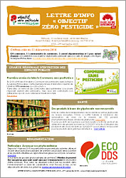Lettre Info Objectif Zero Pesticide 8