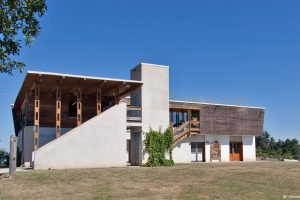 Maison de la Résreve Natrelle Régionale des gorges de la Loire
