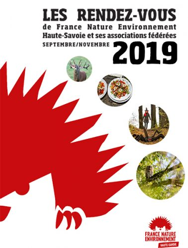 Agenda automne 2019