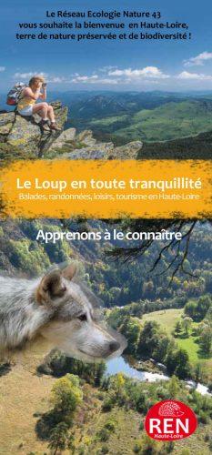 plaquette loup