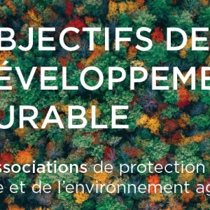 objectifS développement durable FNE