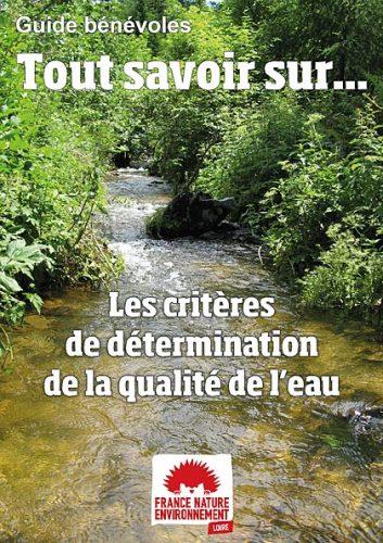 Guide Tout Savoir Qualite Eau
