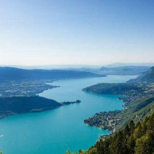 Fier et Lac d'Annecy
