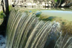 rivière, moulin