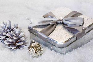 emballage cadeaux de Noël