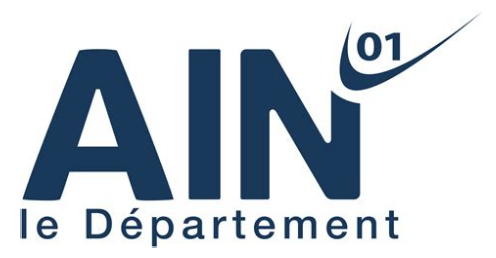 Conseil départemental de l'Ain