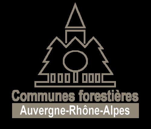 Communes forestières d'Auvergne-Rhône-Alpes